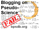 Blogging on Pseudo-Science Database